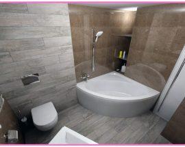 küçük banyolar için dekorasyon fikirleri