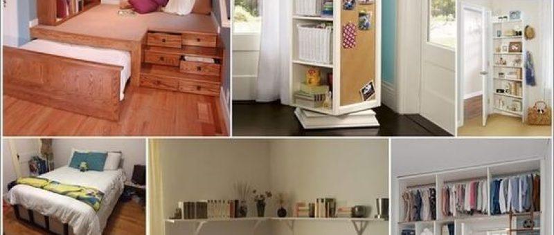 Küçük Evler İçin Kullanışlı Mobilyalar Nelerdir? Kullanım Püf Noktaları