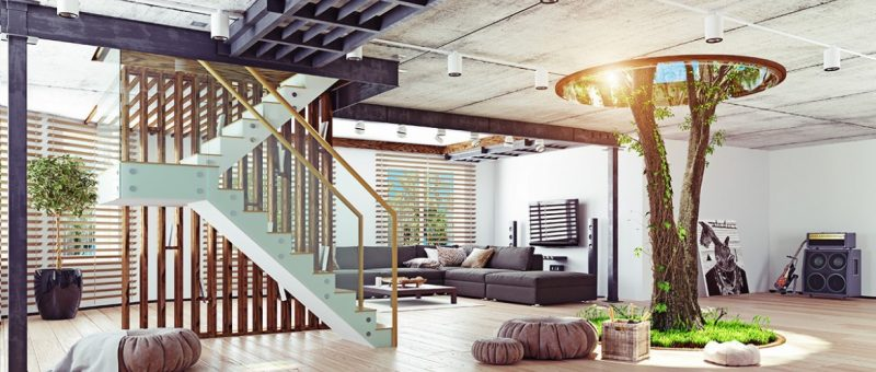 Loft Ev Dekorasyonu Hakkında Merak Edilenler