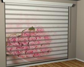 Yatak Odasına Zebra Perde olur mu