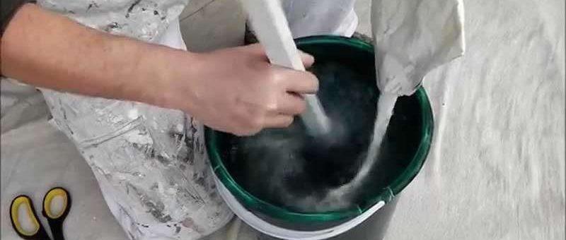 Duvar Kağıdı Yapıştırıcısı Nasıl Hazırlanır?